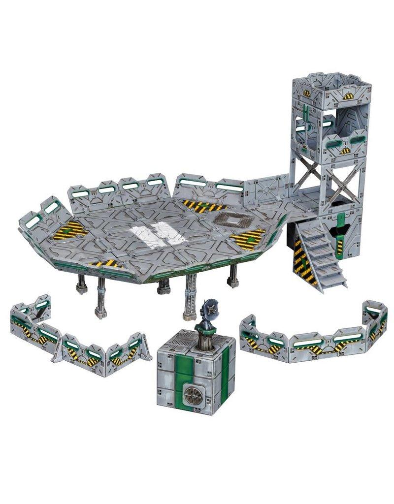 Mantic Games Terrain Crate: Landing Zone
