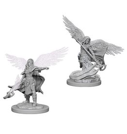 Wizkids Aasimar Female Wizard (Wave 4)