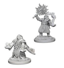 Wizkids Dwarf Female Cleric (Wave 4)