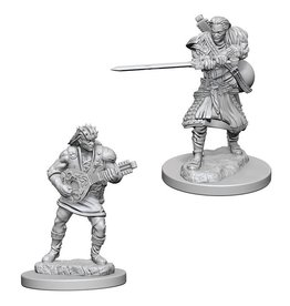 Wizkids Human Male Bard (Wave 4)
