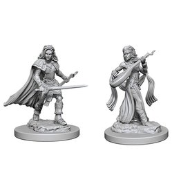 Wizkids Human Female Bard (Wave 4)