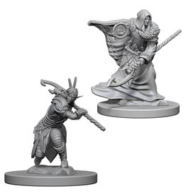 Wizkids Elf Male Druid (Wave 4)
