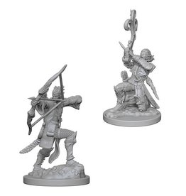Wizkids Elf Male Bard (Wave 4)
