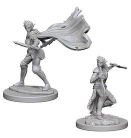 Wizkids Elf Female Rogue (Wave 4)