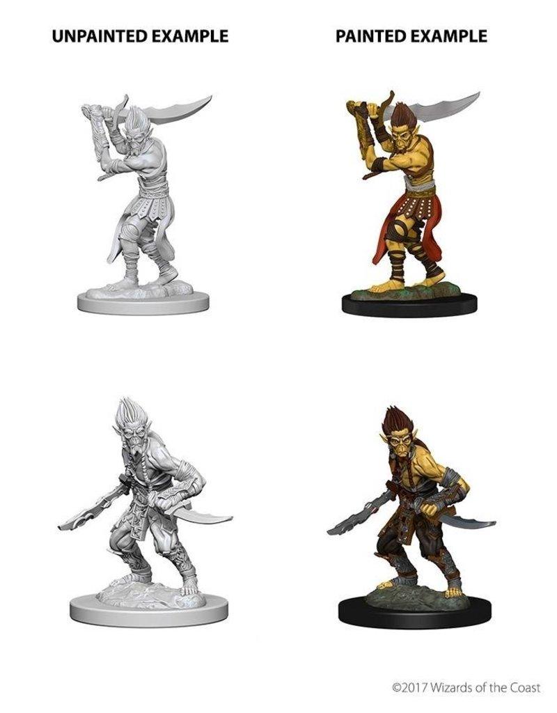 Wizkids Nolzur's Marvelous Miniatures: Githyanki Blister Pack (Wave 4)