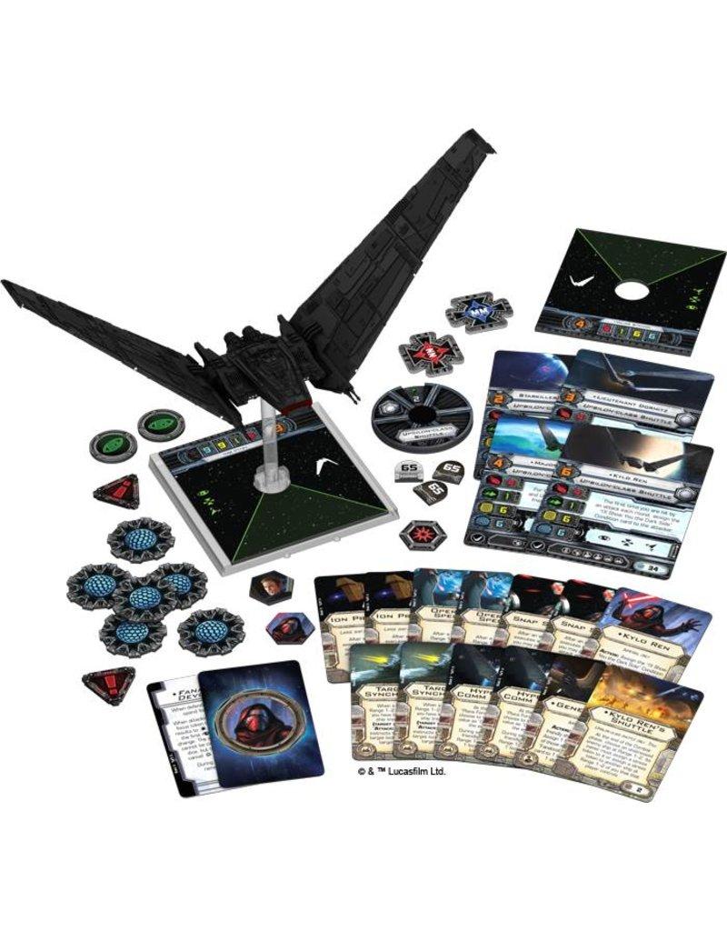 Fantasy Flight Games Star Wars X-Wing: Upsilon-Class Shuttle Expansion Pack