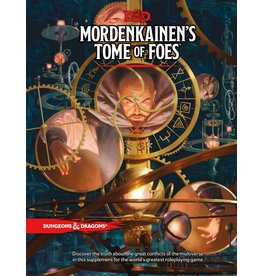 Wizards of the Coast Mordenkainen's Tome of Foes