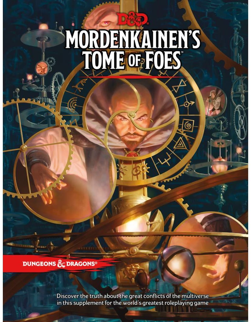 Wizards of the Coast D&D Mordenkainen's Tome of Foes