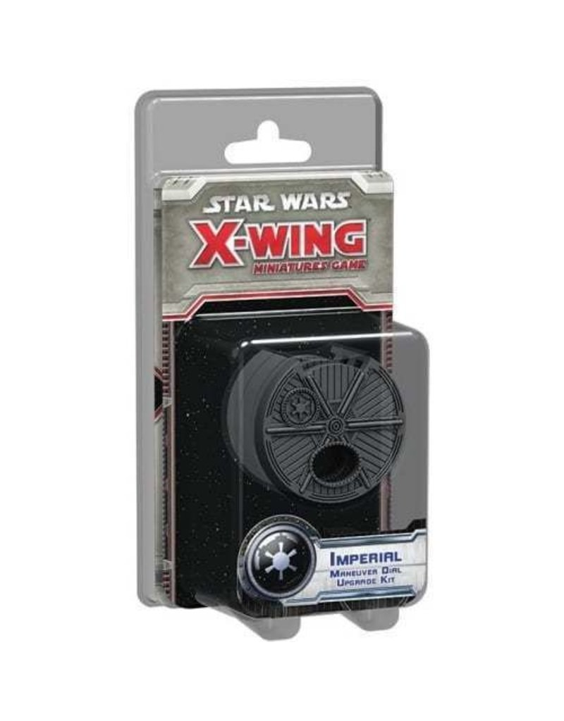 Fantasy Flight Games Star Wars X-Wing: Imperial Maneuver Dial Upgrade Kit Accessory - Copy