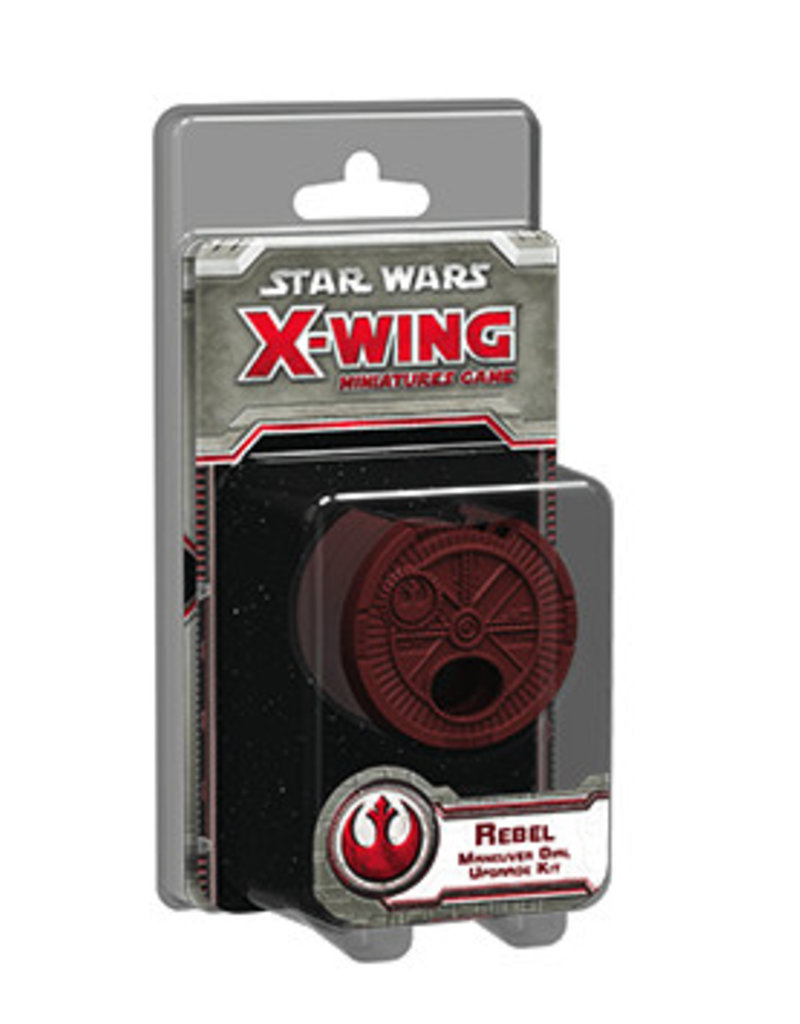Fantasy Flight Games Star Wars X-Wing: Rebel Maneuver Dial Upgrade Kit Accessory