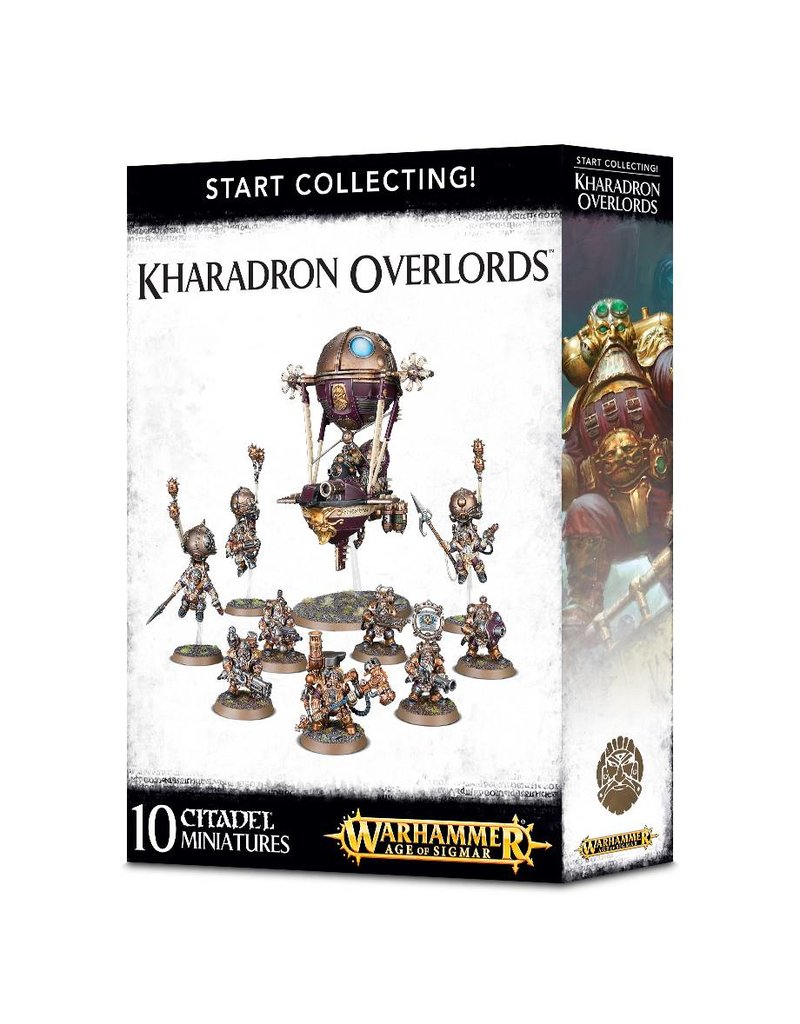 Games Workshop Start Collecting! Kharadron Overlords Box Set