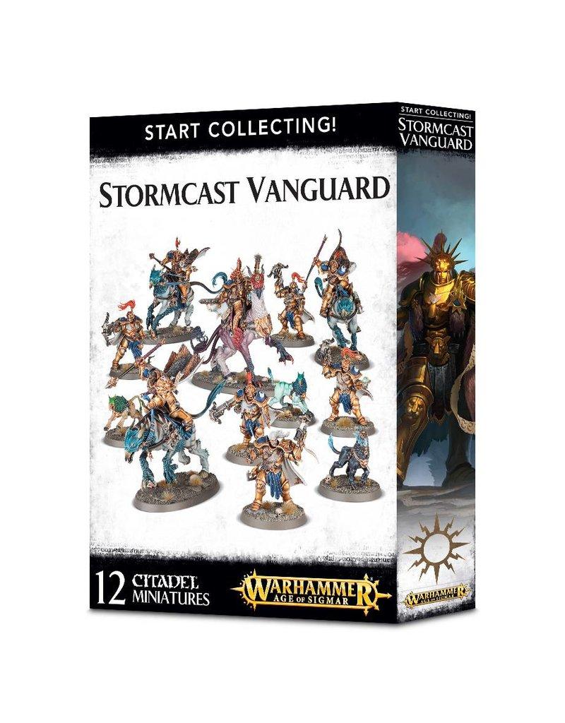 Games Workshop Start Collecting! Stormcast Vanguard Box Set
