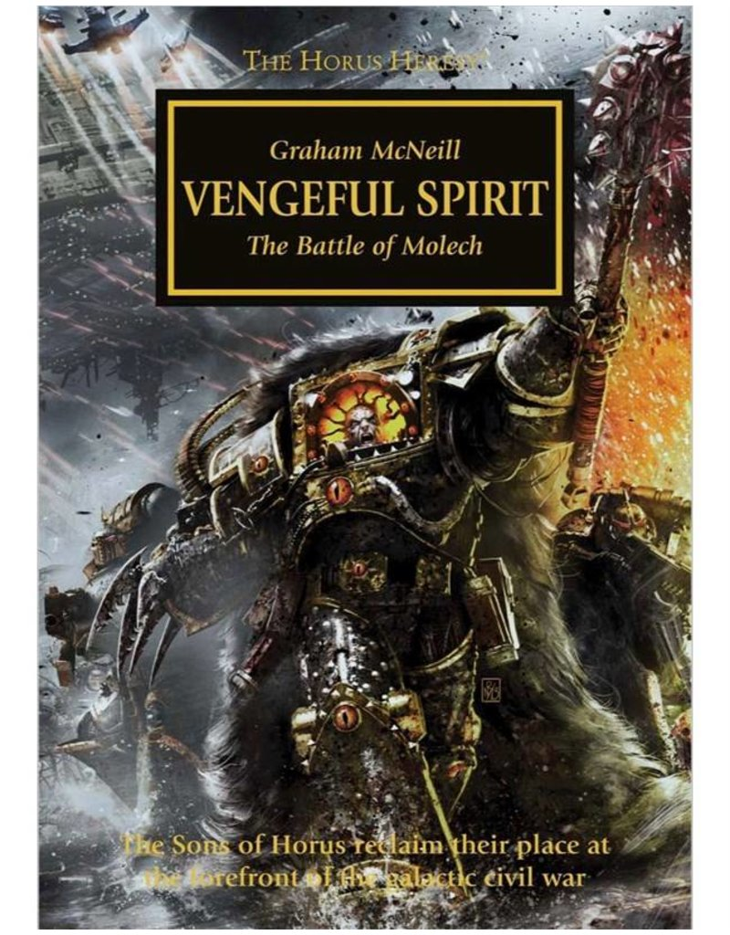 Games Workshop Horus Heresy: Vengeful Spirit (SB)