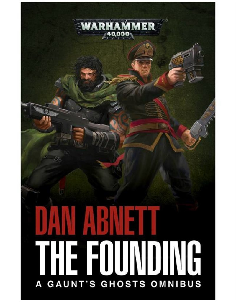 Games Workshop Gaunt's Ghosts: The Founding (SB)