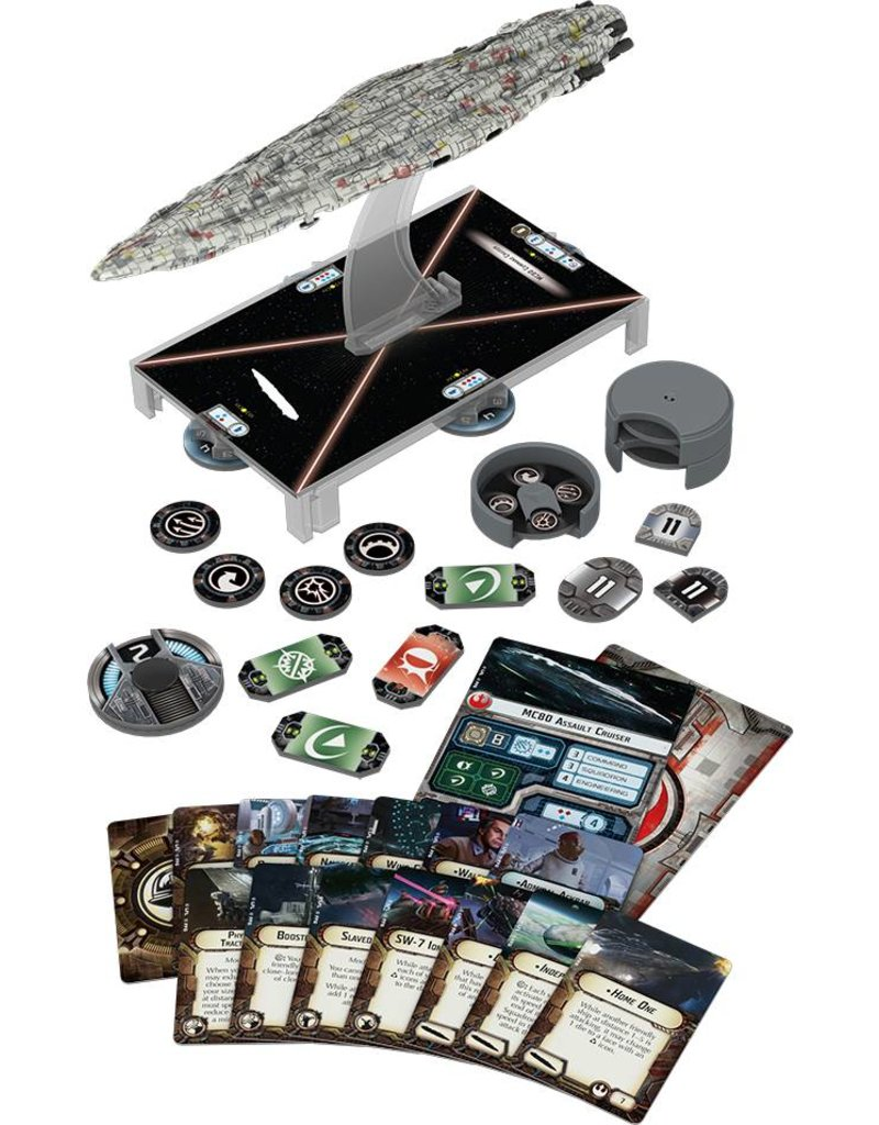 Fantasy Flight Games Star Wars Armada: Home One Expansion Pack