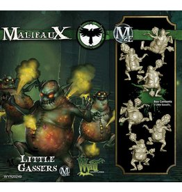 Wyrd Little Gassers 2nd Edition