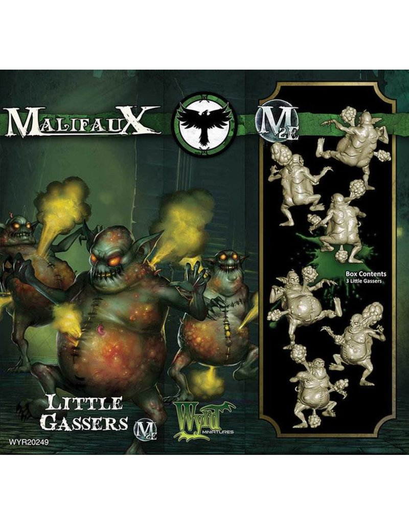 Wyrd Resurrectionists Little Gassers 2nd Edition
