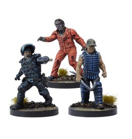 Mantic Games Tyreese, Prison Advisor