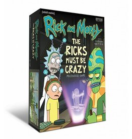 Cryptozoic Entertainment The Ricks Must Be Crazy