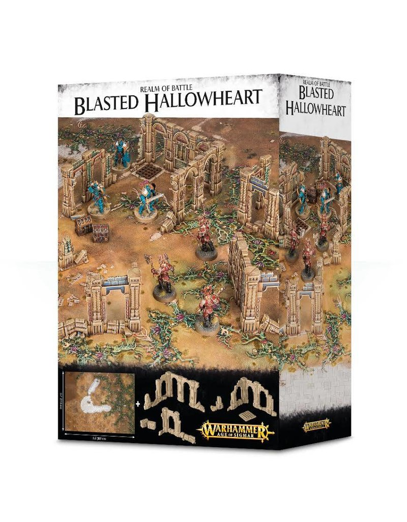 Citadel Realm Of Battle: Blasted Hallowheart