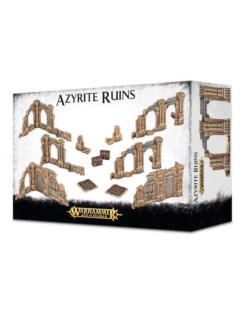 Citadel Age Of Sigmar: Azyrite Ruins