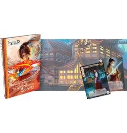 Fantasy Flight Games The Sword and the Spirits Novella