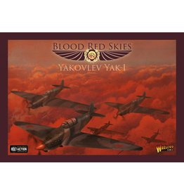 Warlord Games Soviet Yak-1 Squadron