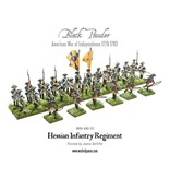 Warlord Games Hessian Regiment (American War Of Independence) Box Set