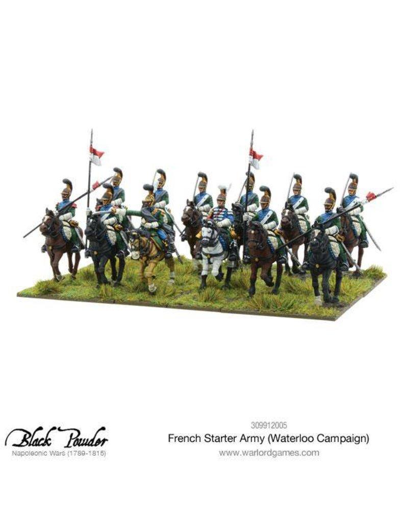 Warlord Games Napoleonic Wars 1789-1815 French Starter Army (Waterloo) Box Set