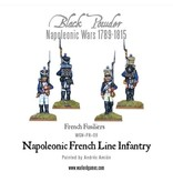 Warlord Games Napoleonic Wars 1789-1815 French Line Infantry 1806-1810 Box Set