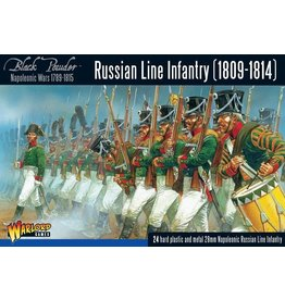 Warlord Games Early Russian Infantry (1809-1814)