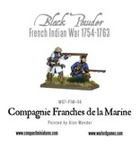 Warlord Games French Indian War 1754-1763 Compagnie Franches De La Marine Box Set