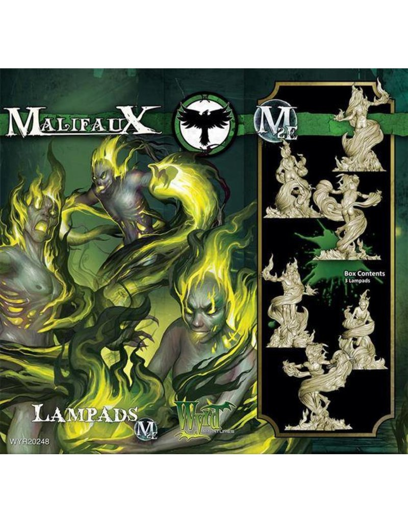 Wyrd Resurrectionists Lampads Box Set