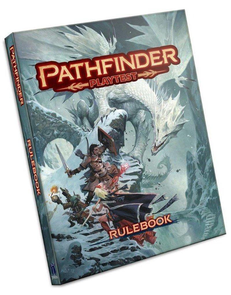 Paizo Pathfinder RPG 2nd Edition: Playtest Rulebook (Hardback)