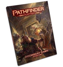 Paizo Pathfinder 2nd Edition Playtest Adventure Doomsday Dawn