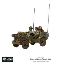 Warlord Games British Airborne Signals Jeep