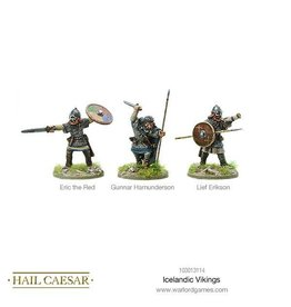 Warlord Games Icelandic Vikings