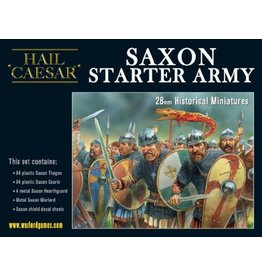 Warlord Games Saxon Starter Army