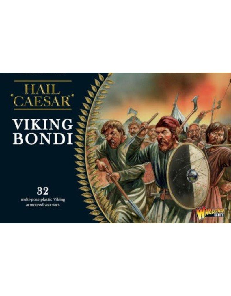 Warlord Games The Dark Ages Viking Bondi Box Set