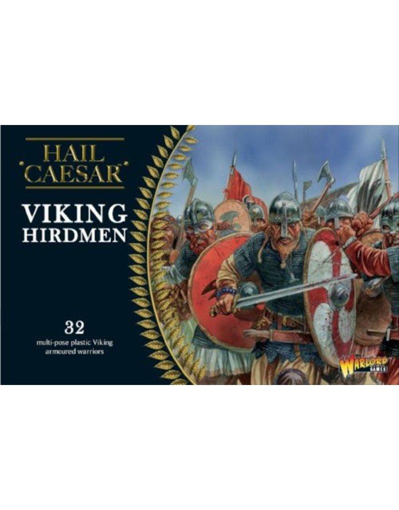 Warlord Games The Dark Ages Viking Hirdmen Box Set