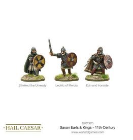 Warlord Games Saxon Earls & Kings - 11th Century