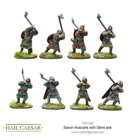 Warlord Games Saxon Huscarls with Dane axe