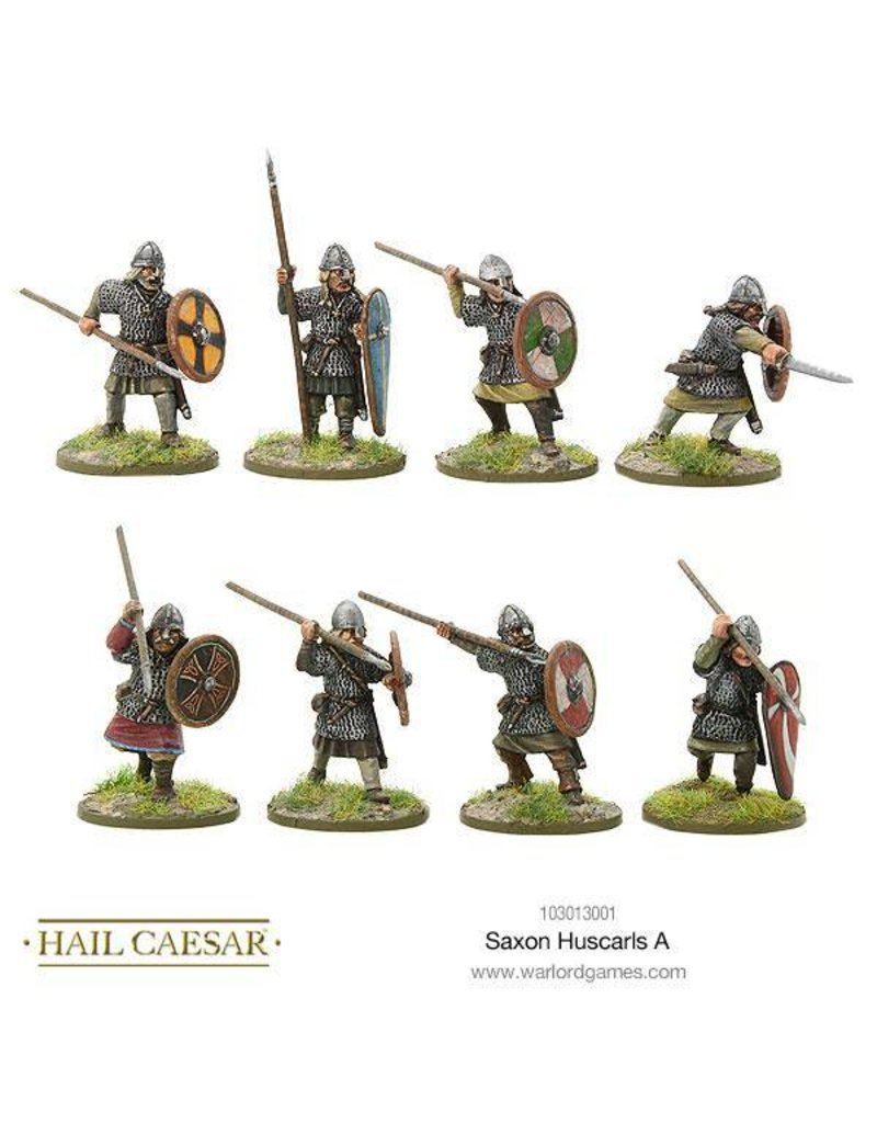 Warlord Games The Dark Ages Saxon Huscarls A Pack