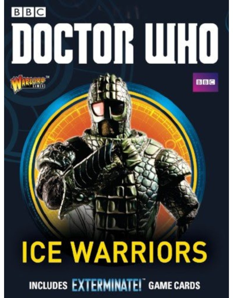 Warlord Games Doctor Who Ice Warriors Box Set