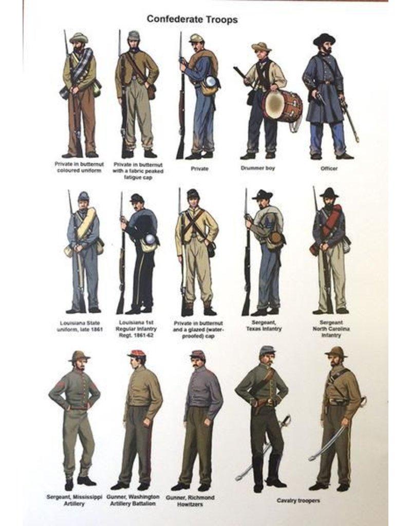 Perry Miniatures American Civil War 1861-1865 Battle Set