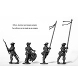 Perry Miniatures American War Of Independence British Infantry 1775-1783 Box Set