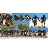 Perry Miniatures The Mahdist Revolt 1884 Mahdist Ansar Sudanese Tribesmen Box Set