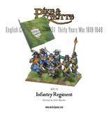 Warlord Games 30 Years War 1618-1648 Pike & Shotte Infantry Regiment Box Set