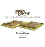 Warlord Games 30 Years War 1618-1648 Pike & Shotte Ordnance Battery Box Set
