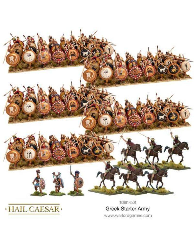 Warlord Games Aegean States Greek Starter Army Box Set